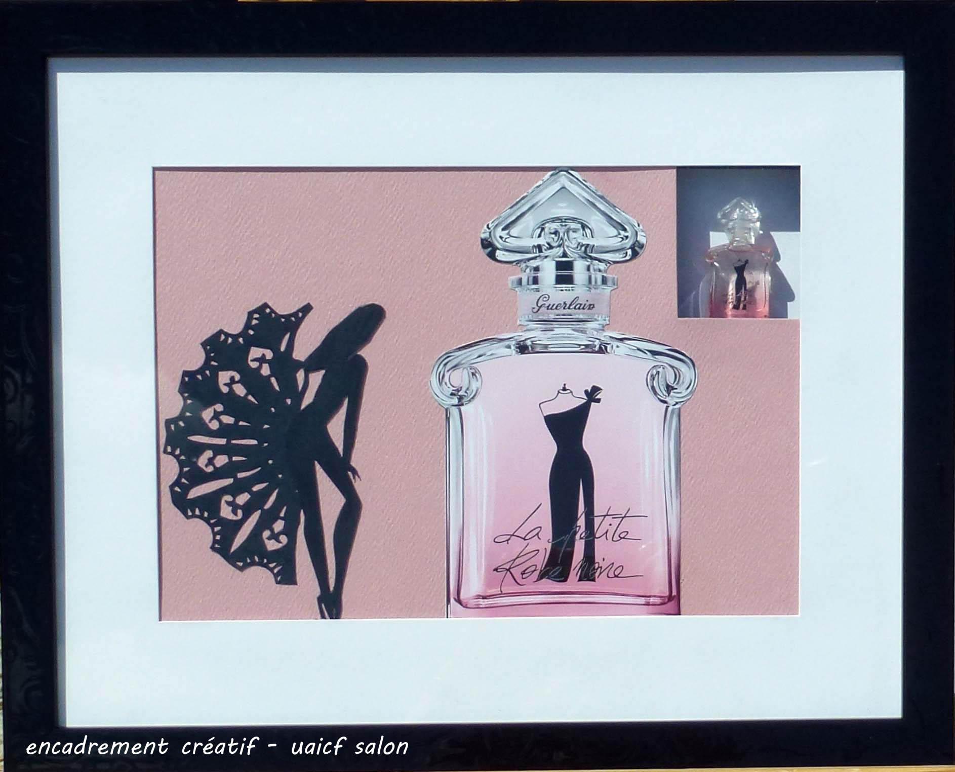 Parfum Petite robe noire et miniature