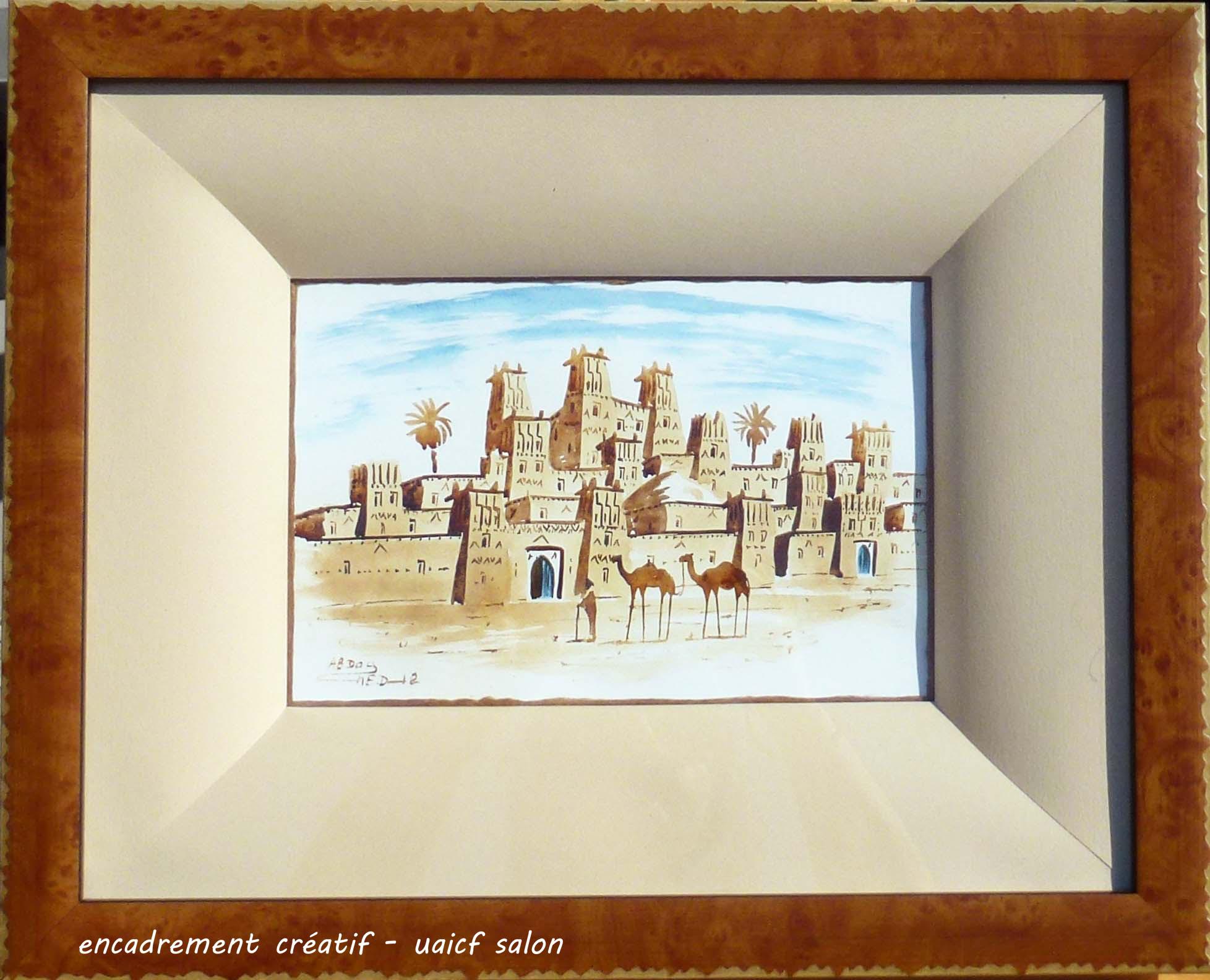 Ville du désert