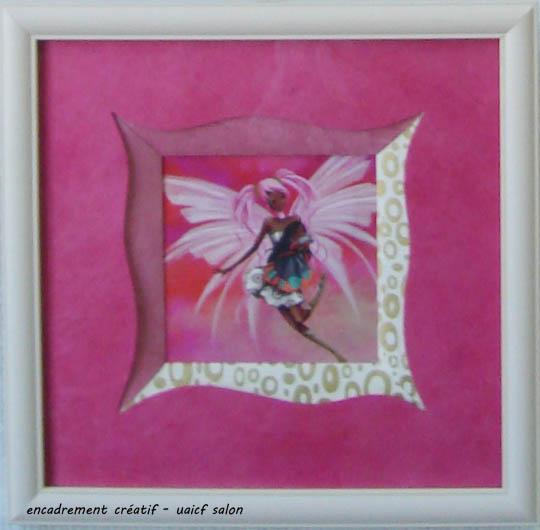 Miss Butterfly chantourné