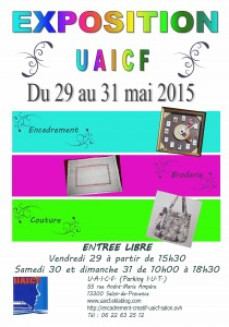Affiche exposition  2015 copie
